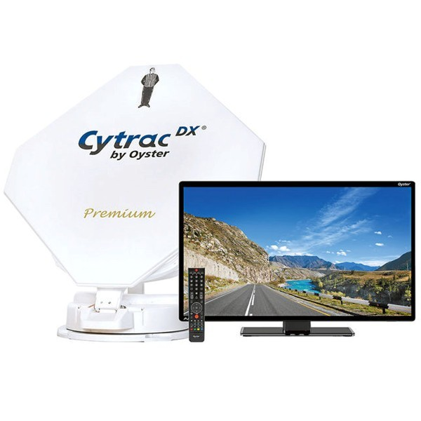 Cytrac DX® Premium incl. Oyster® TV