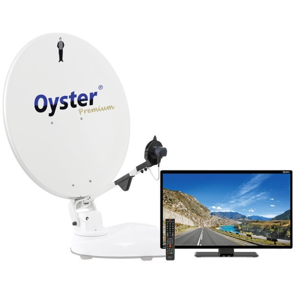 Oyster® Premium incl. Oyster® TV