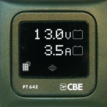 CBE PT642 Digitale touch Solar testpaneel