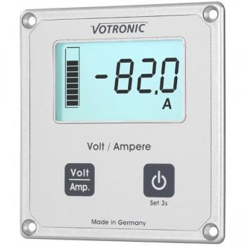 Votronic LCD-Voltmeter / Ampèremeter S
