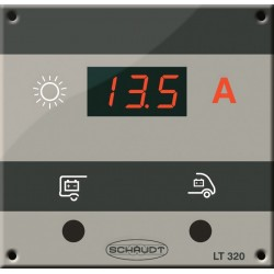 Schaudt Bedieningspaneel LT 320 Solar