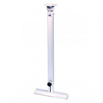 Tafelpoot variabel 59-77cm