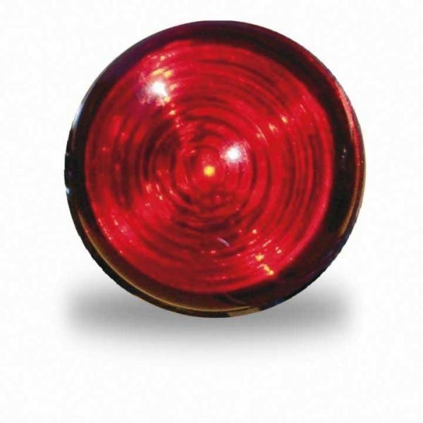 JOKON LED-achtermarkering lamp rood, D30mm, 0,6 Watt