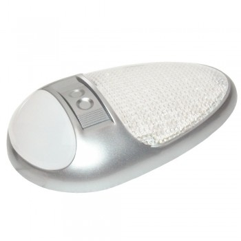 LED opbouwlamp 3,24W met noodverlichting