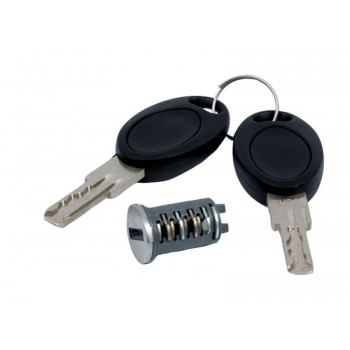 Cilinderslot en/of 2 sleutels HSC-Systeem