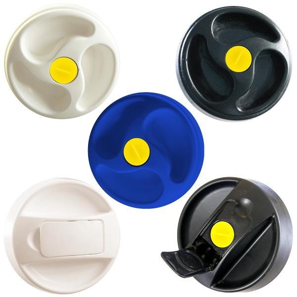 Tankdop ZADI zwart - wit of blauw
