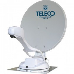 Teleco flatsat easy SMART Diseqc 65 of 85 cm