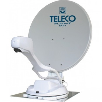 Teleco flatsat easy SMART Diseqc 65 of 85 cm