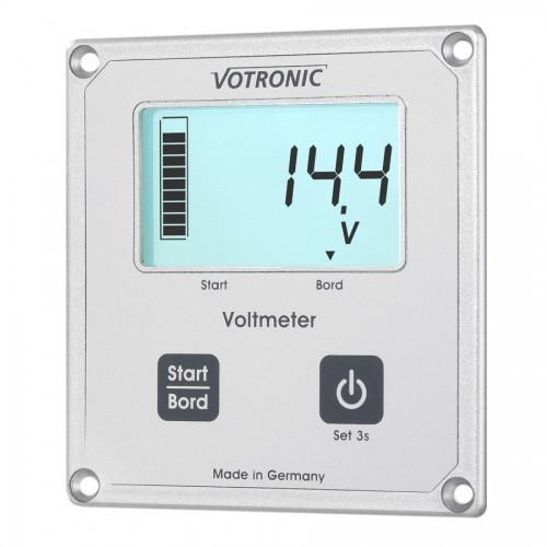 LCD-Voltmeter S