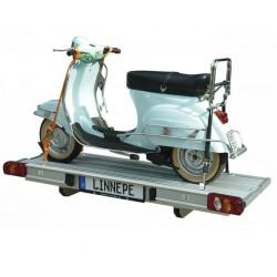 SlidePort – verschuifbare scooterdrager 170 kg voor Bus-campers