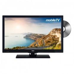 Nikkei NLD-22MSMART 22inch Led 220v/12v/DVD COMB met DVB-T/C en S2 Tuner en Fastscan 12V