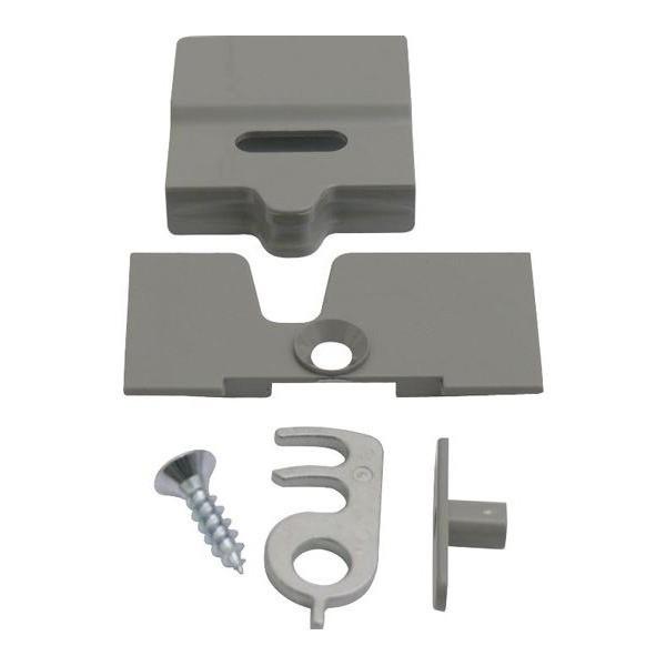 Dometic Deurvergrendeling koelkast RM 7-serie grijs, zilver of