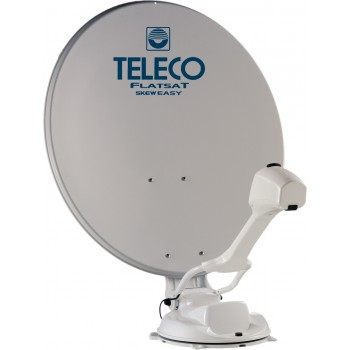Teleco flatsat skew easy SMART Diseqc GPS 65 of 85 cm