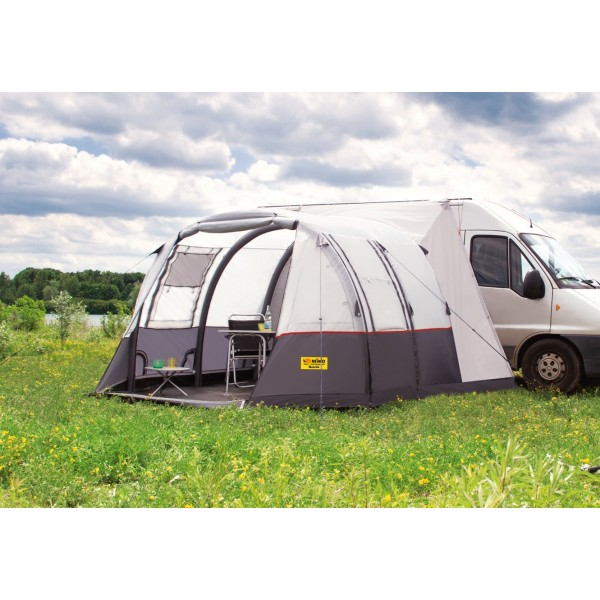 Opblaasbare Tent Tour Actie AIR, camper luifel incl. Luchtpomp