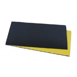 Geluid reducerende isolatie mat set - 4 matten 2mm dik