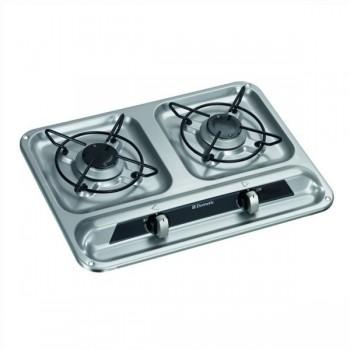 Dometic 2-pits kookplaat RVS HB 2325
