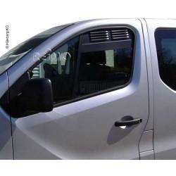 ventilatieroosters voor cabinedeuren van Renault Trafic, Opel Vivaro, Nissan Primastar van of tot Bj.2014