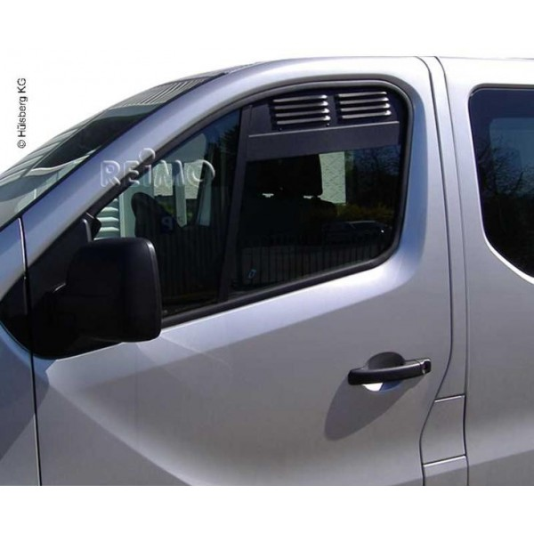 ventilatieroosters voor cabinedeuren van Renault Trafic, Opel Vivaro, Nissan Primastar van Bj.2014