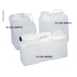 Waterjerrycan brede hals DIN96 10 - 12 of 13 Liter