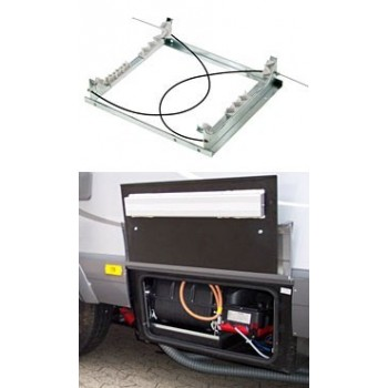 SPTG - Beugel voor bevestiging op de vloer voor TG 480
