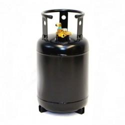 LPG-Tank Damptank staal 29 Liter - Hervulbare gasfles