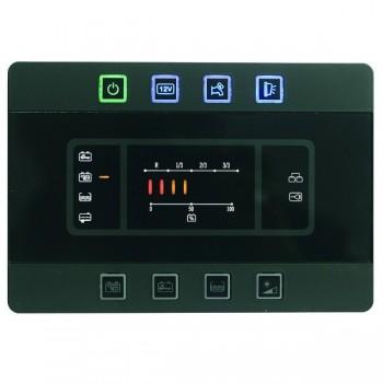 PC180 Microprocessor gestuurde systeem met LED-display