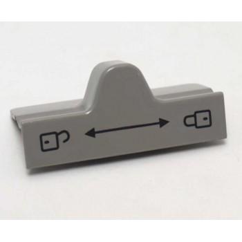 Dometic Deurvergrendeling koelkast RM 7-serie grijs, savannah of antraciet
