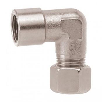 Knelkoppelingen Gas 8mm - 10mm Staal of Messing
