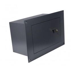 Kluisje / safe, vloerkluis / wandkluis Spike 39x26x18cm