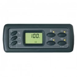 """PC200 Microprocessor gestuurde systeem met 2"""" LCD-display"""