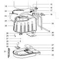 Ventilator voor C250
