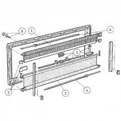 Dometic SEITZ S4 rollo, onderdelen of compleet