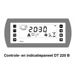Digitaal Paneel DT220-B voor EBL Schaudt