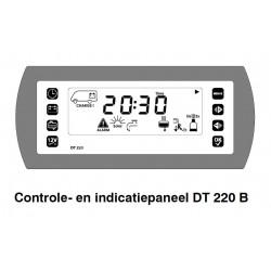 Digitaal Paneel DT220 voor EBL Schaudt