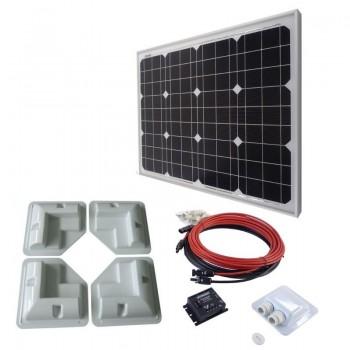 Solar set 50W, 2 x 50W of 1 x 100Wp