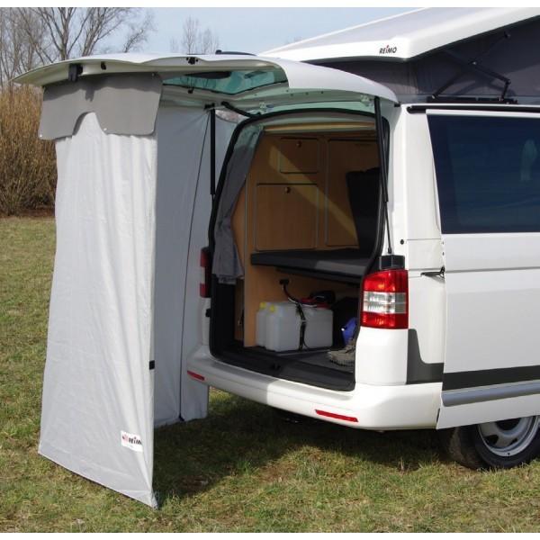INSTANT achterzijde tent voor VW T5, 135 L x B x H 170/112 195