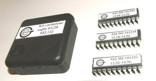 Start voltage drempel kit voor ECOenerGy TG480