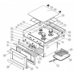 Thetford OH70000 Triplex – Parts