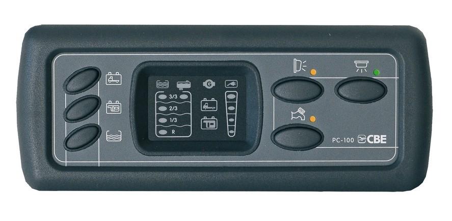 PC100 LED-display