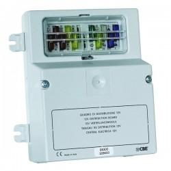 CBE 12V verdeelkast - zekeringen DS300