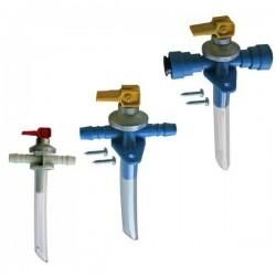 Afblaas / aftap ventiel
