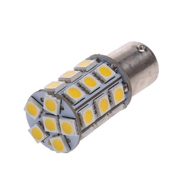 LED BA15S 2W vergelijkbaar met 21W