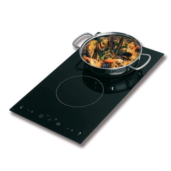 Keramische kookplaat 230V met 2 kookplaten