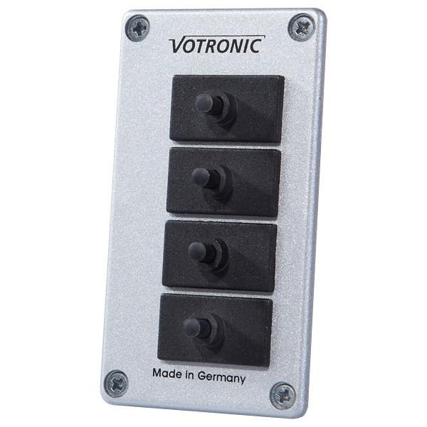 Votronic Zekeringenpaneel 4 S