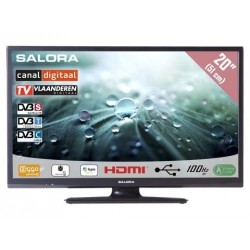 Salora 20LED9109 DVB-C/T/S-S2 CD/Ziggo 12Volt