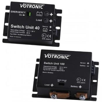 Switch Unit 40 of 100 - Accubewaker en/of hoofdschakelaar