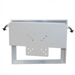 Inbouw-TV-console draai-/uittrekbaar, voor TFT