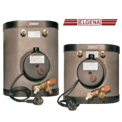 ELGENA Nautic-Therm boilers 230 V - 10 - 30 liter Staand