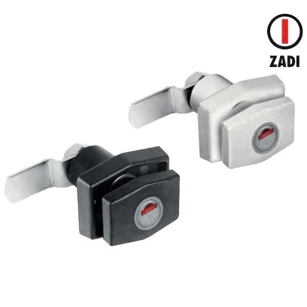 PushLock Zadi - zwart of wit, zonder cilinder en sleutel