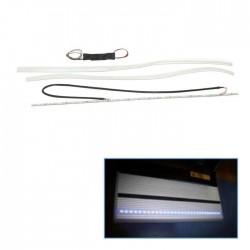 LED-verlichtingsset voor opstap Project 2000 met aluminium treeplank